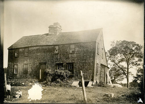 Early Rhode Island House