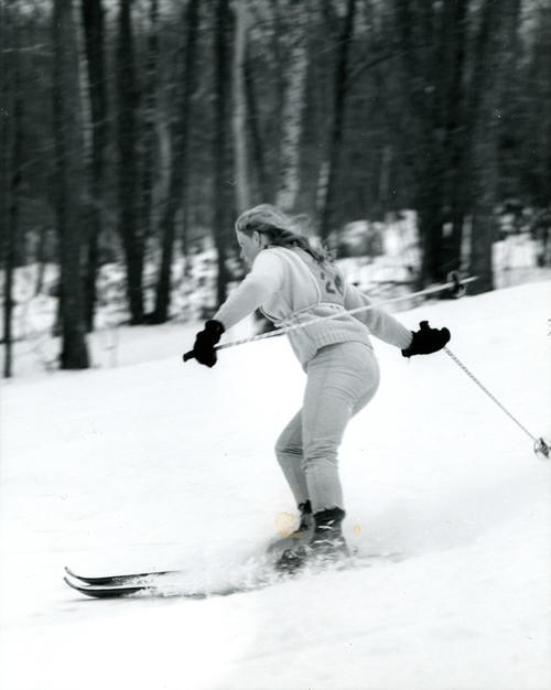 Snow Skiing