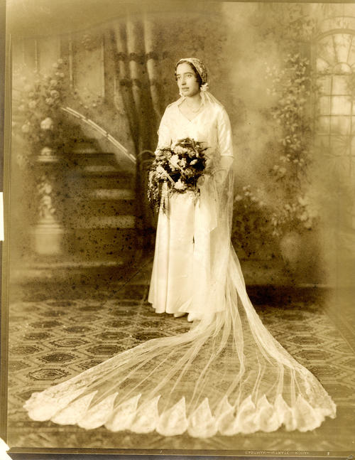 Wedding Portrait, Bride