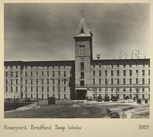 Riverpoint. Bradford Soap Works 1889