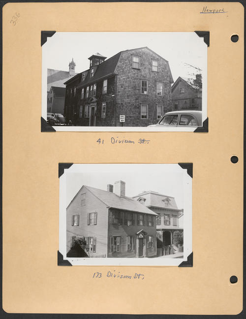 Page 336, Division Street