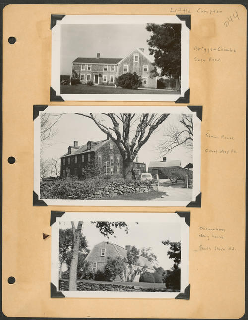 Page 244, Shaw Road; Great West Road; South Shore Road