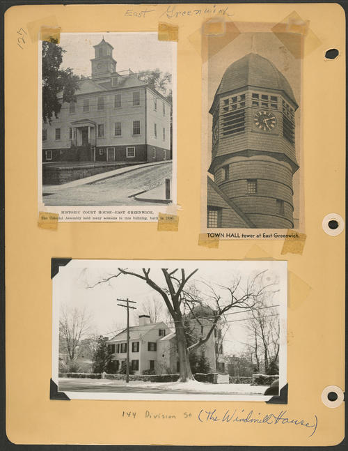 Page 127, Division Street