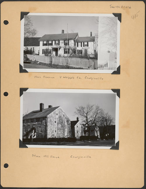 Page 445, Whipple Road