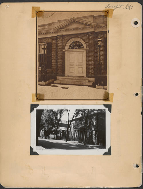 Page 58, Benefit Street