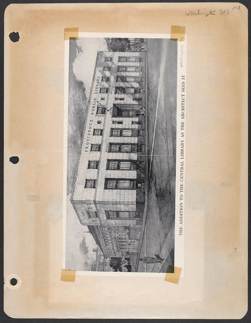 Page 113, Washington Street