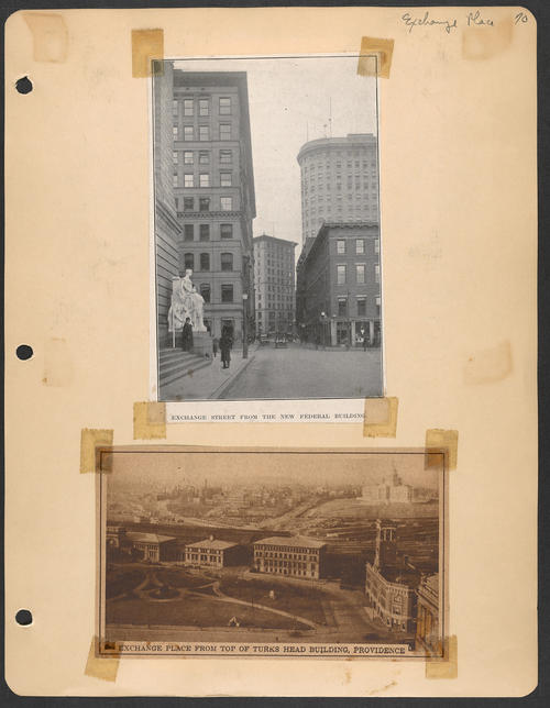 Page 70, Exchange Place