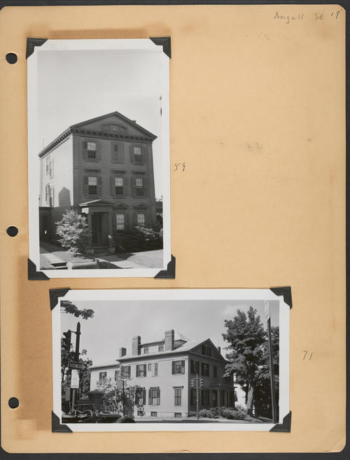Page 17, Angell Street