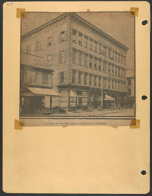 Page 279, North Main Street
