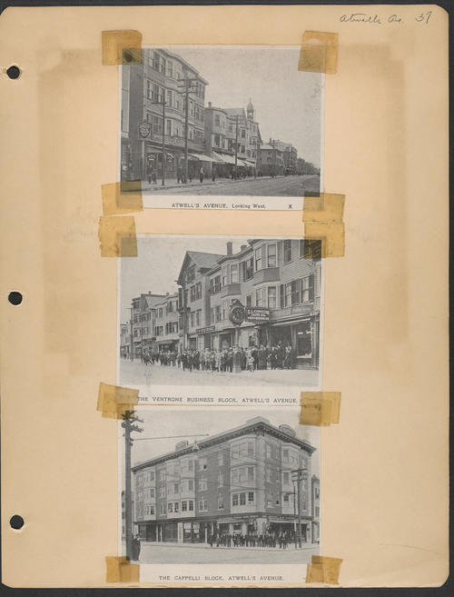 Page 37, Atwells Avenue