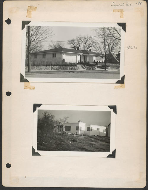 Page 198, Laurel Avenue
