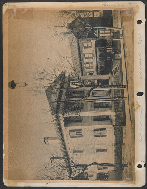 Page 110, Washington Street