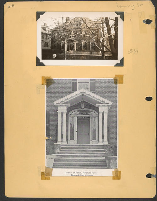 Page 213, Manning Street