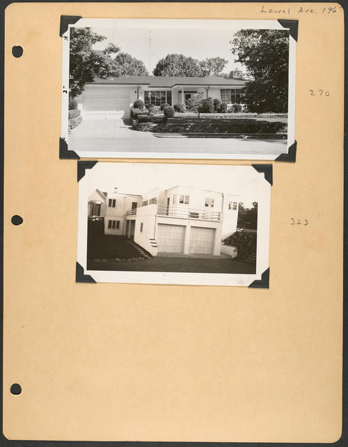 Page 196, Laurel Avenue