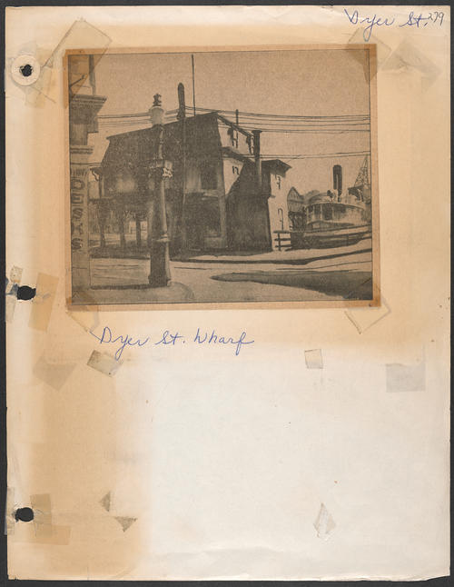 Page 279, Dyer Street