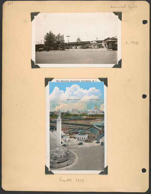 Page 261, Memorial Square