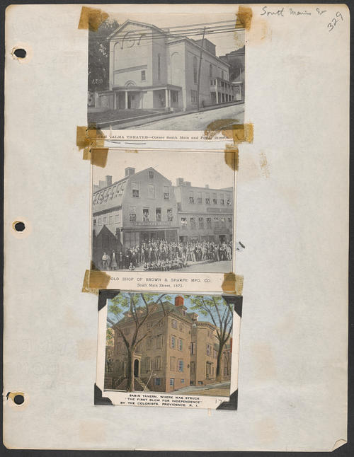 Page 329, South Main Street