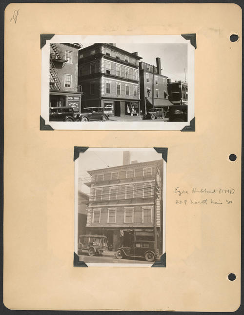 Page 222, North Main Street