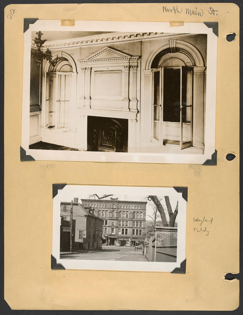 Page 212, North Main Street