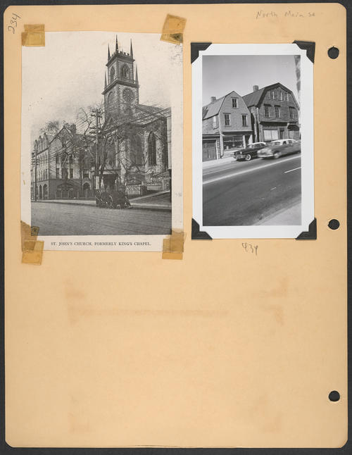 Page 234, North Main Street