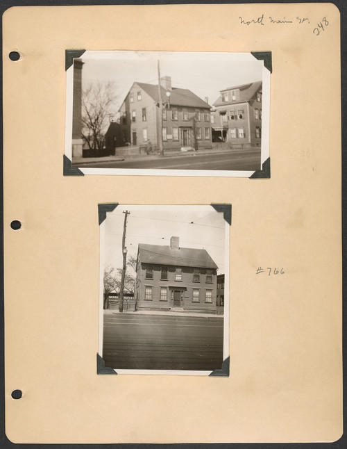 Page 248, North Main Street