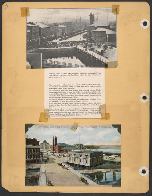 Page 18, Exchange Place