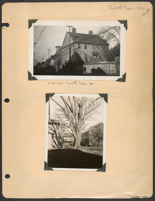 Page 238, North Main Street