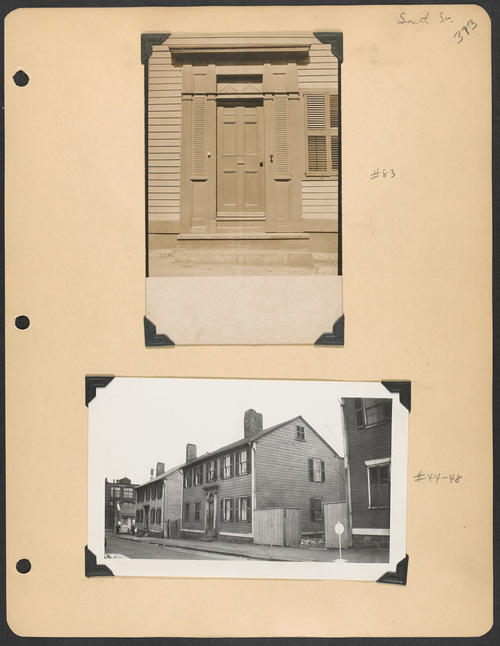 Page 313, South Street