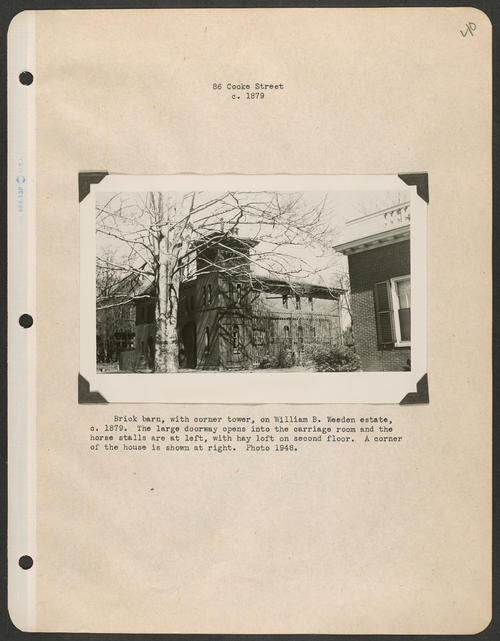 Page 40, Cooke Street