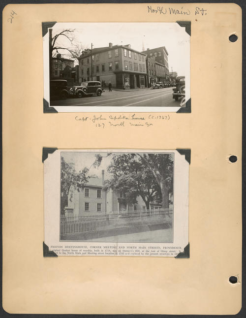 Page 214, North Main Street