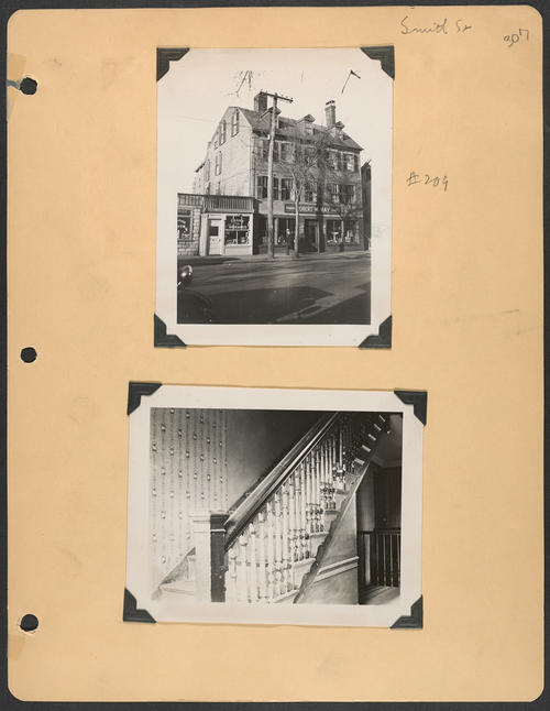 Page 307, Smith Street