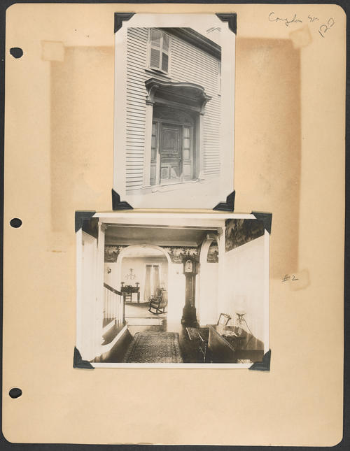 Page 122, Congdon Street