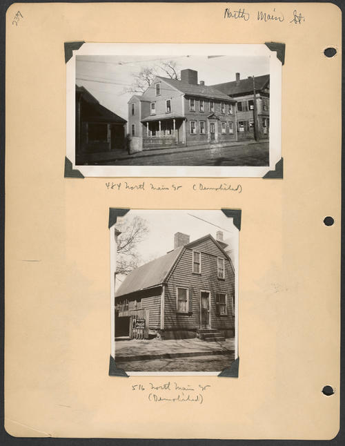 Page 237, North Main Street