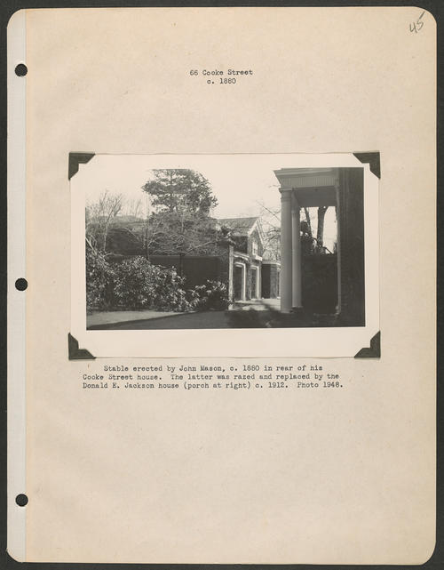 Page 45, Cooke Street