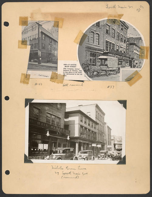 Page 319, South Main Street
