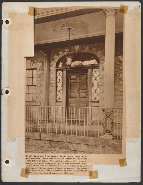 Page 451, Williams Street