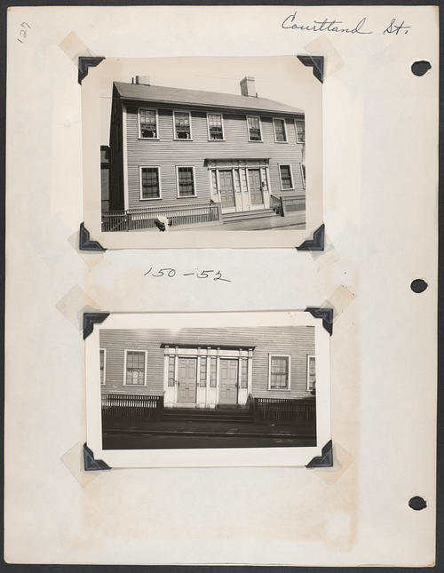 Page 127, Courtland Street