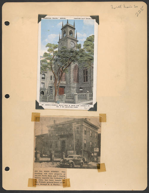 Page 225, North Main Street