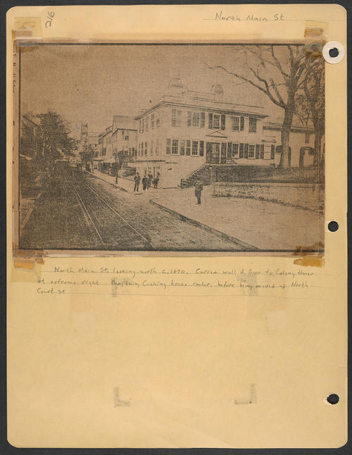 Page 216, North Main Street