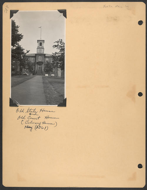 Page 218, North Main Street