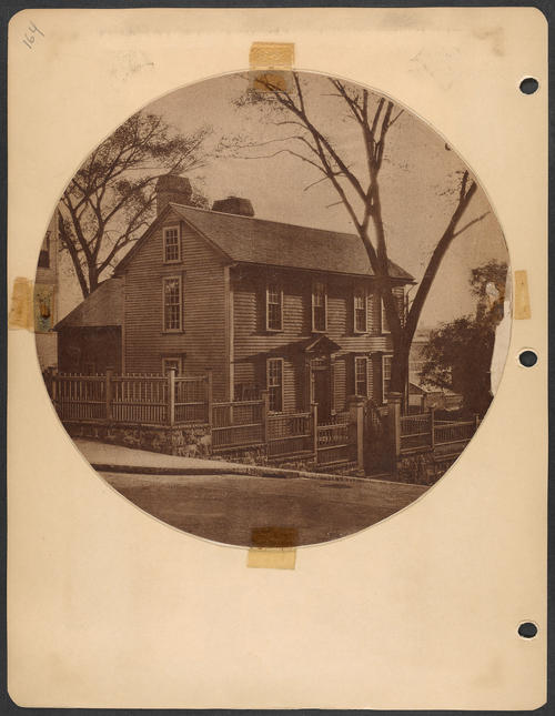 Page 164, Hopkins Street; Benefit Street