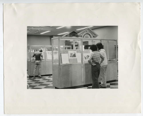 Providence Public Library, Exhibition Hall