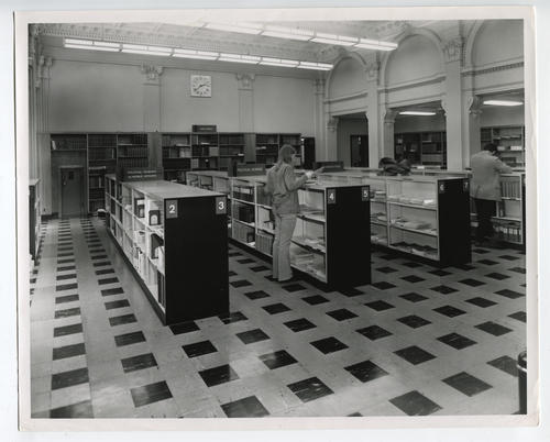 Providence Public Library, periodicals department