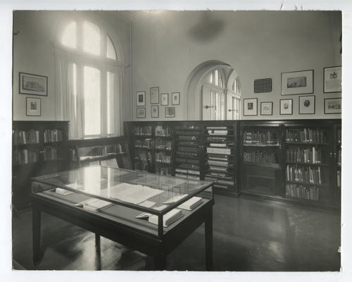 Providence Public Library, Updike Room