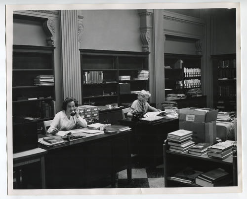 Providence Public Library, purchasing office