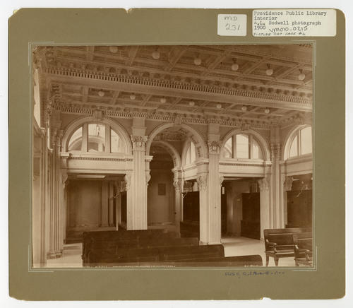 Providence Public Library, Delivery Room