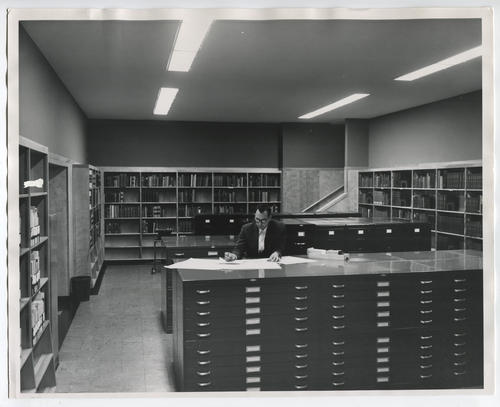 Providence Public Library, Reference department