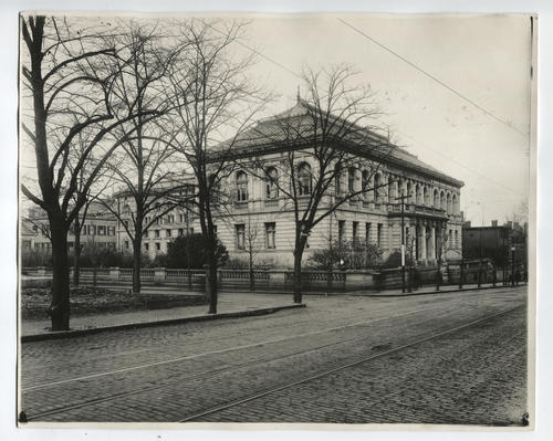 Providence Public Library, Washington Street