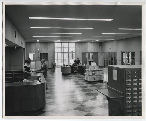 Providence Public Library, Circulation