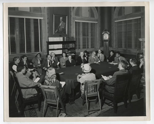 Providence Public Library, discussion group